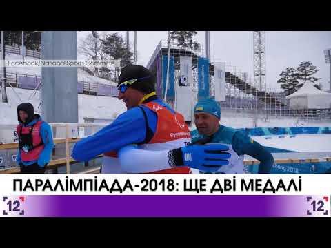 Паралімпіада-2018: ще дві медалі
