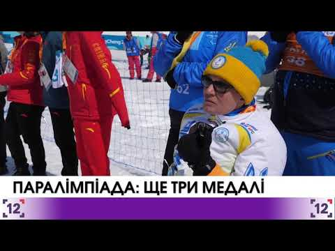 Paralympics: Three More Medals of Ukrainian Team