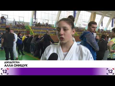 Всеукраїнський чемпіонат з дзюдо відбувся у Луцьку