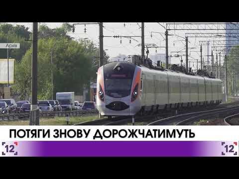 «Укрзалізниця»: потяги знову дорожчатимуть