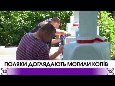 Польські поліцейські відвідали могили своїх колег у Ковелі