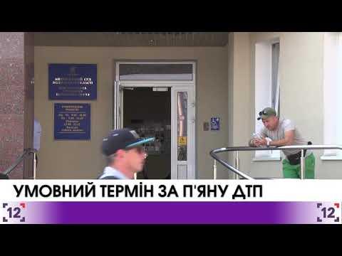 ДТП у Луцьку: Мігасу дали умовний термін
