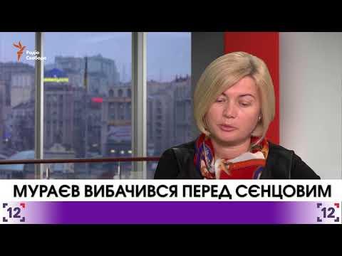 Muraev apologized to Sentsov