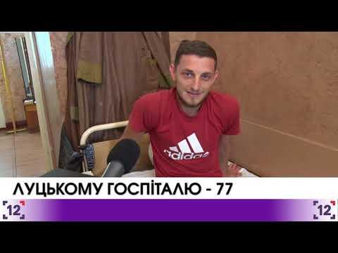 Луцькому госпіталю – 77