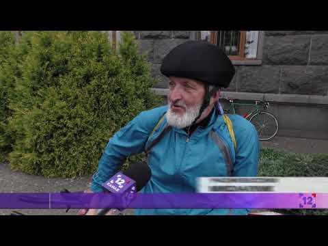 У Луцьку змагались ветерани велоспорту