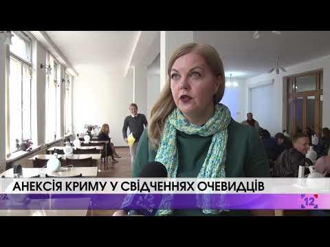 Анексія Криму у свідченнях очевидців