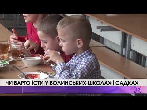 Чи варто їсти у волинських школах і садках