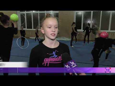 Юні гімнастки змагатимуться в Луцьку