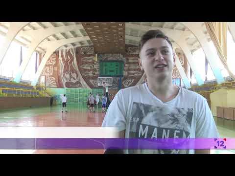 """Баскетбольна """"Шабля"""" у Луцьку"""