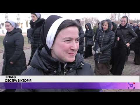 Сотні монахів приїхали на прощу до Луцька
