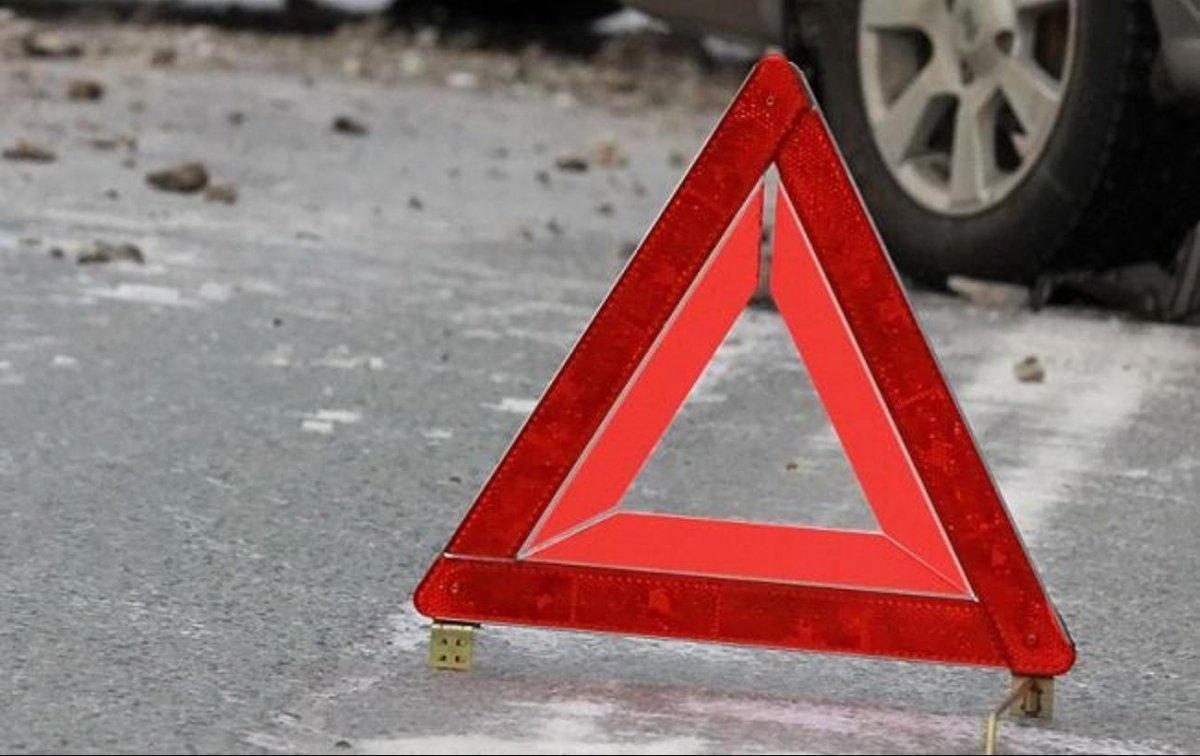 ДТП у Луцьку: автомобіль збив бабусю
