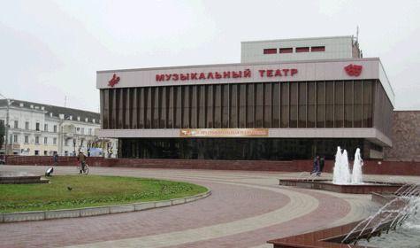 У Росії знайшли копію луцького драмтеатру. ФОТО
