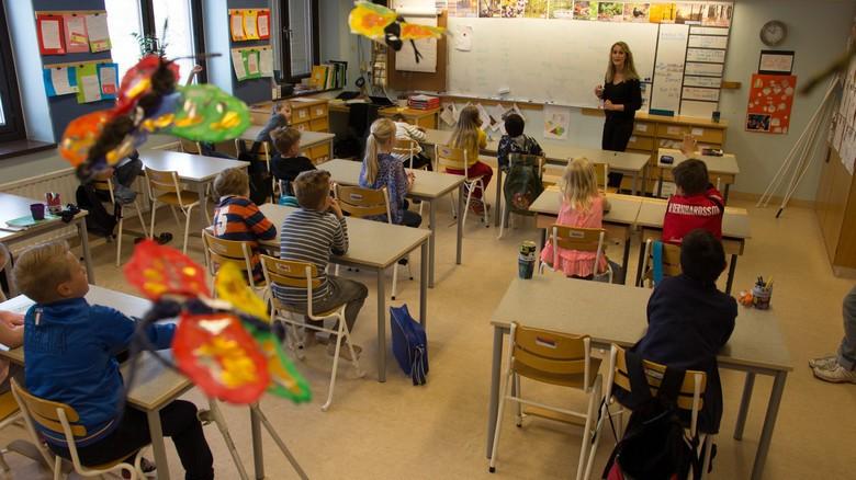 Якщо учень відстає – його не сварять, а підтягують. Враження волинського вчителя від освіти в Швеції