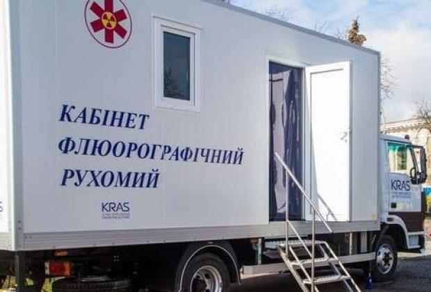 У Луцьку безкоштовно обстежуватимуть на туберкульоз