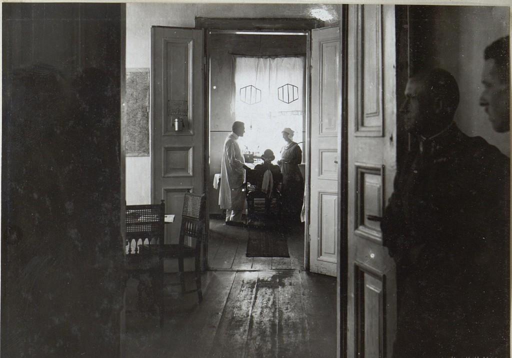 Zahnärztliches Ambulatorium Wl.Wolinsky.