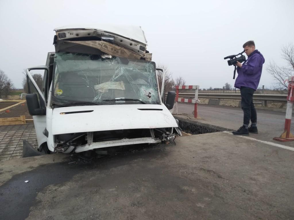 У поліції прокоментували автотрощу у Рожищенському районі. ФОТО