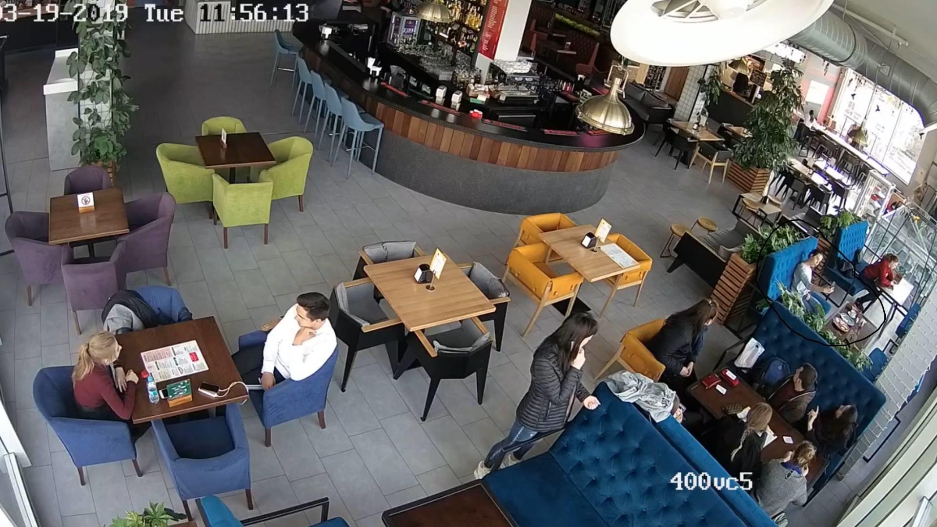 У Луцьку просять упізнати дівчину, яка присвоїла забутий телефон. ВІДЕО