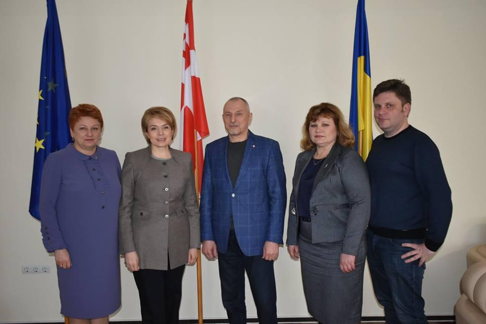 Гриневич похвалила освіту на Волині