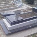 На Волині на кладовищі – потрощені пам'ятники. ФОТО