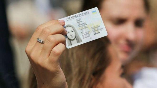 Як отримати ID-паспорт на Волині