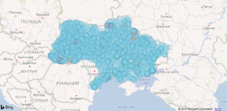 З'явилась онлайн-карта сімейних лікарів України