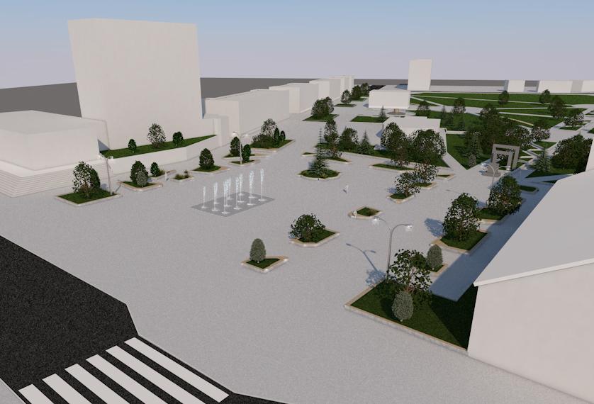 У Ковелі модернізують парк