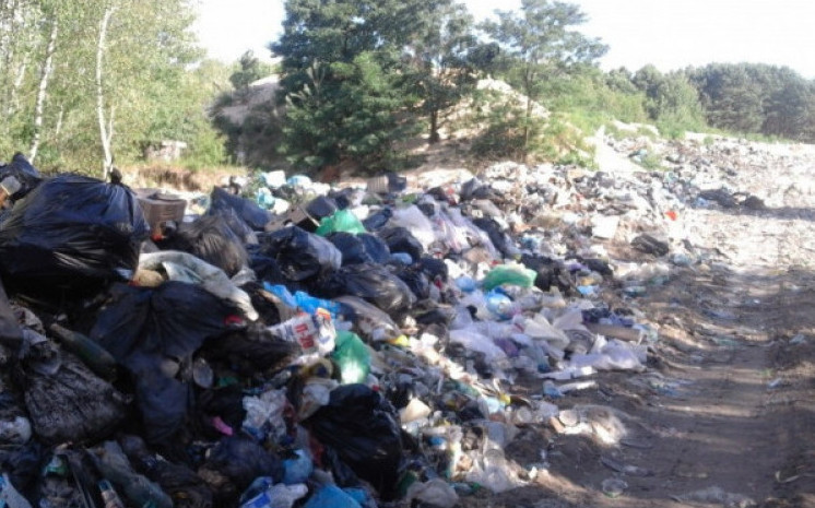 У Шацьку розширять сміттєзвалище
