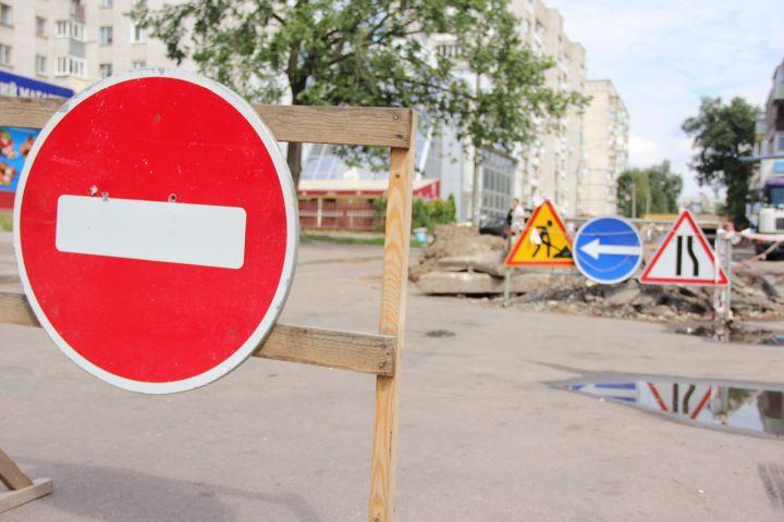 Однією з вулиць Луцька майже місяць не їздитиме транспорт
