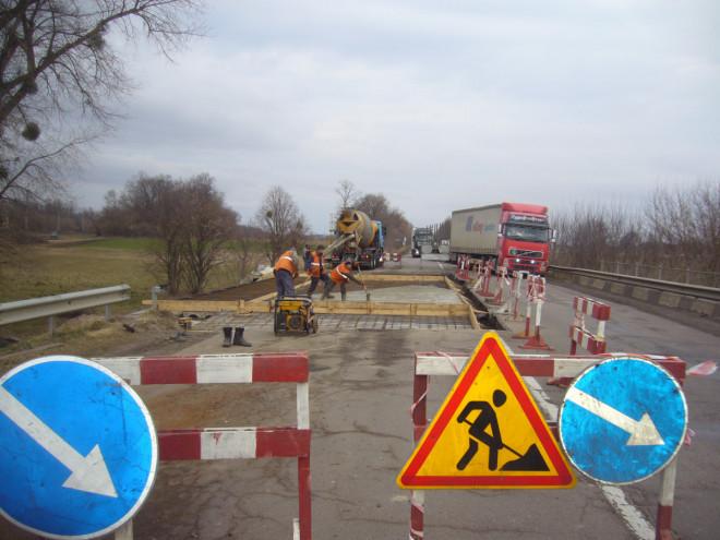 На Волині ремонтують мости. ФОТО