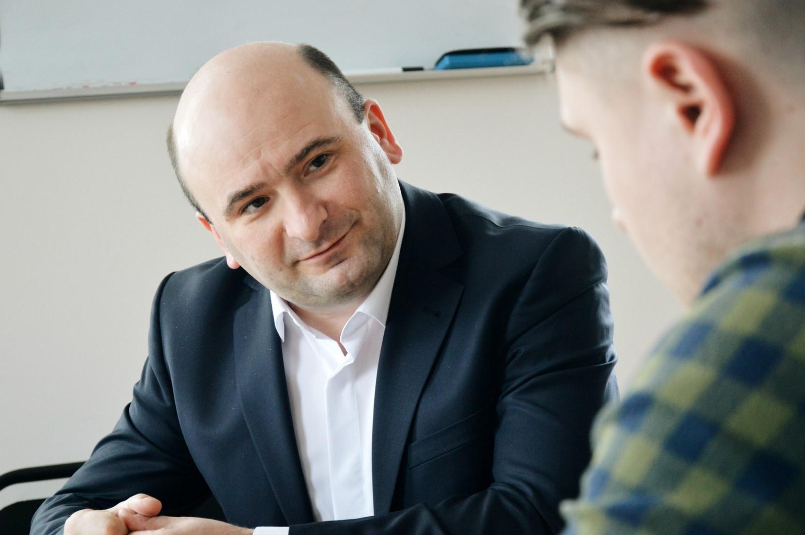 Голова Маневицької РДА заявив, що йде у відставку. ВІДЕО