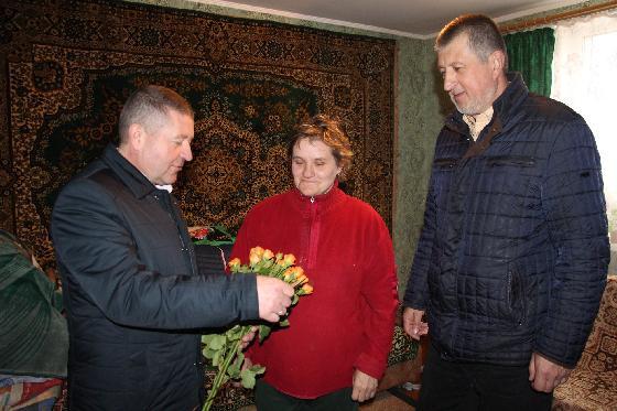 На Ковельщині матерів-героїнь нагородили орденами. ФОТО