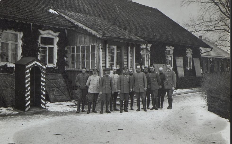 Волинське село сто років тому. РЕТРОФОТО