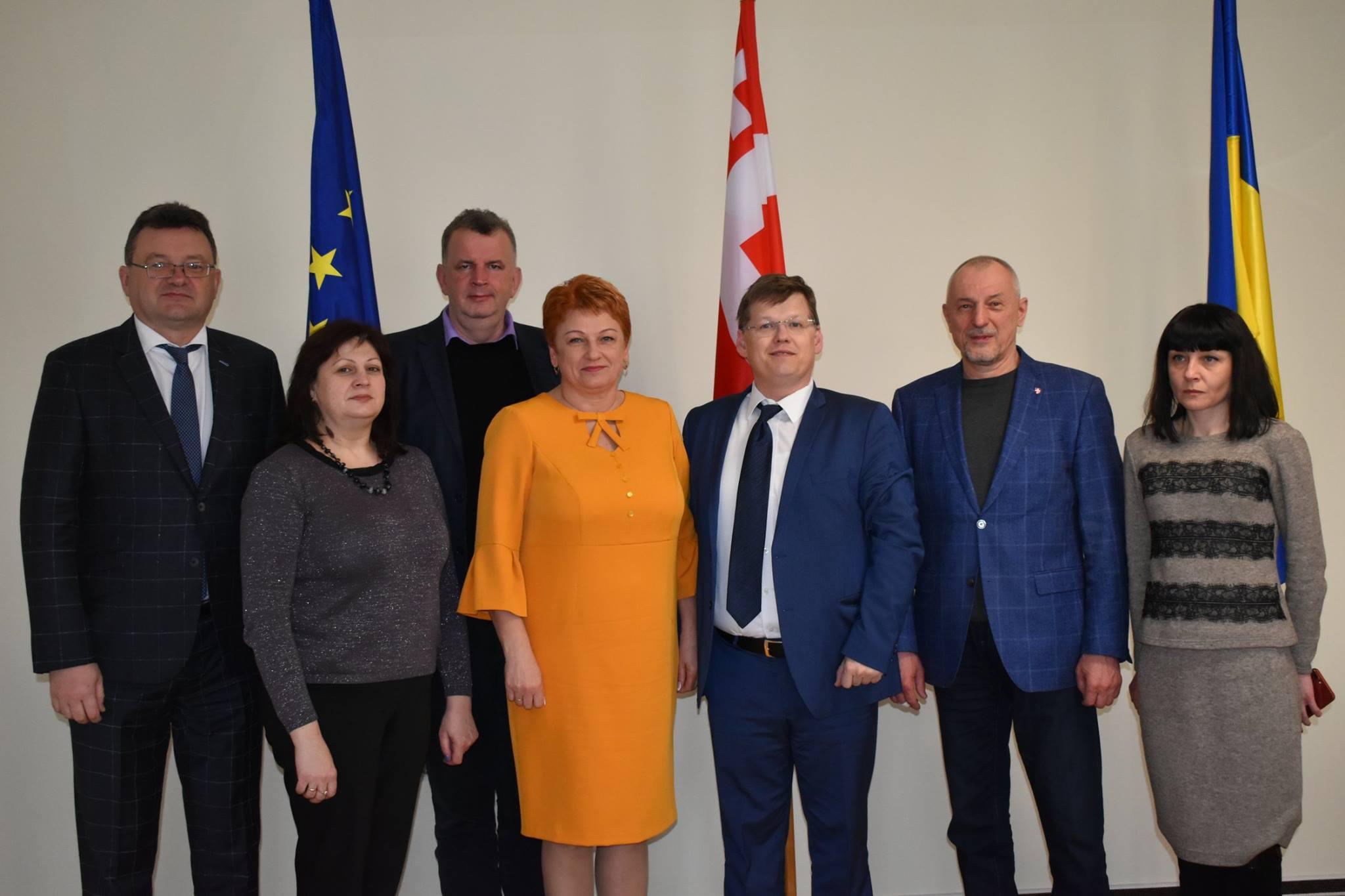 На Волинь приїхав віце-прем'єр-міністр. ФОТО