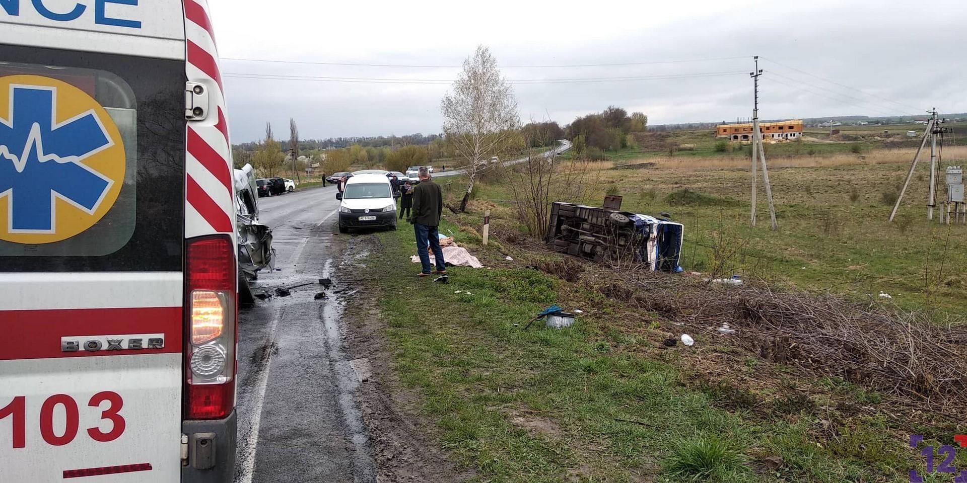 У поліції прокоментували смертельну аварію у Крупі