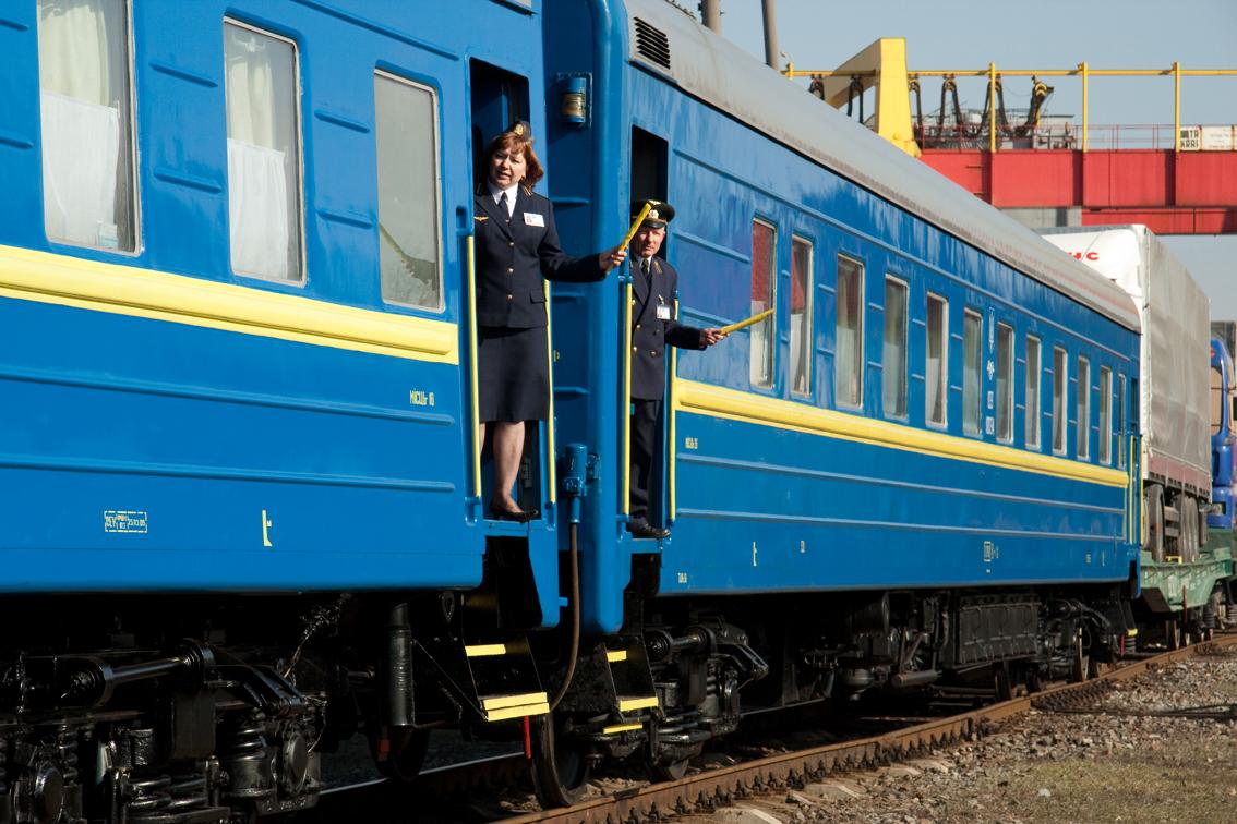 """Пасажири поїзда """"Київ-Варшава"""" не проходитимуть митний контроль в """"Ягодині"""""""