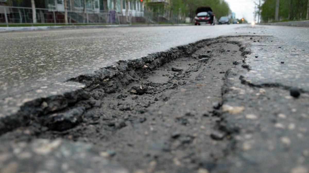 Патрульні шукатимуть ями на волинських дорогах