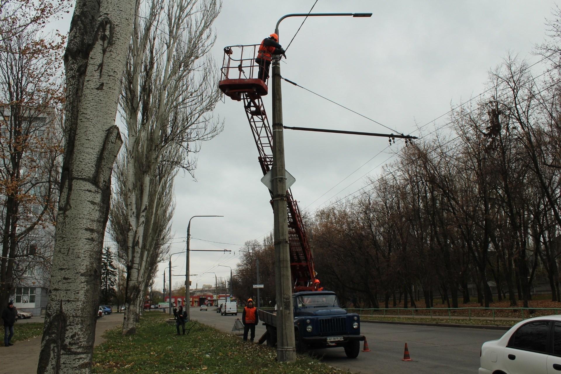 На реконструкцію електромережі у Луцьку витратять майже 3 мільйони гривень