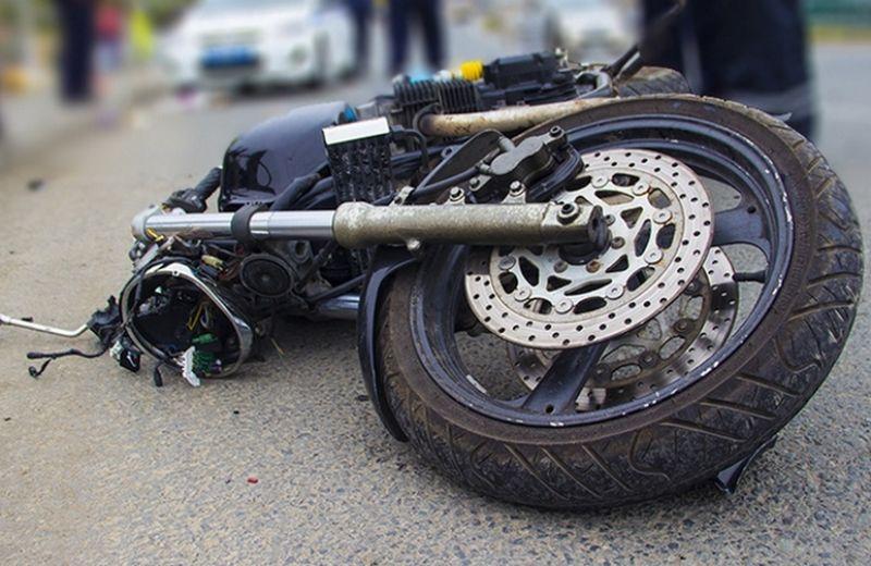 На Волині в аварії загинув неповнолітній мотоцикліст