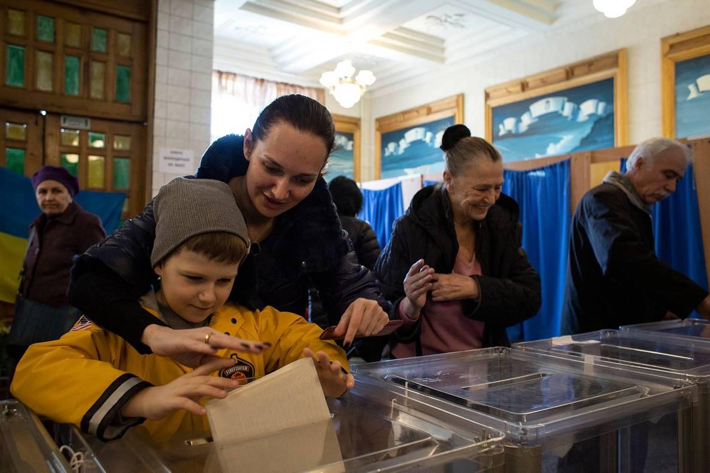 Станом на 15 годину проголосували вже понад 45% лучан