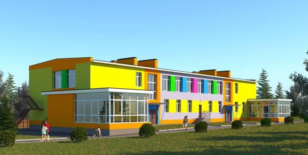 У Луцьку на місці школи-інтернату планують збудувати новий дитячий садок