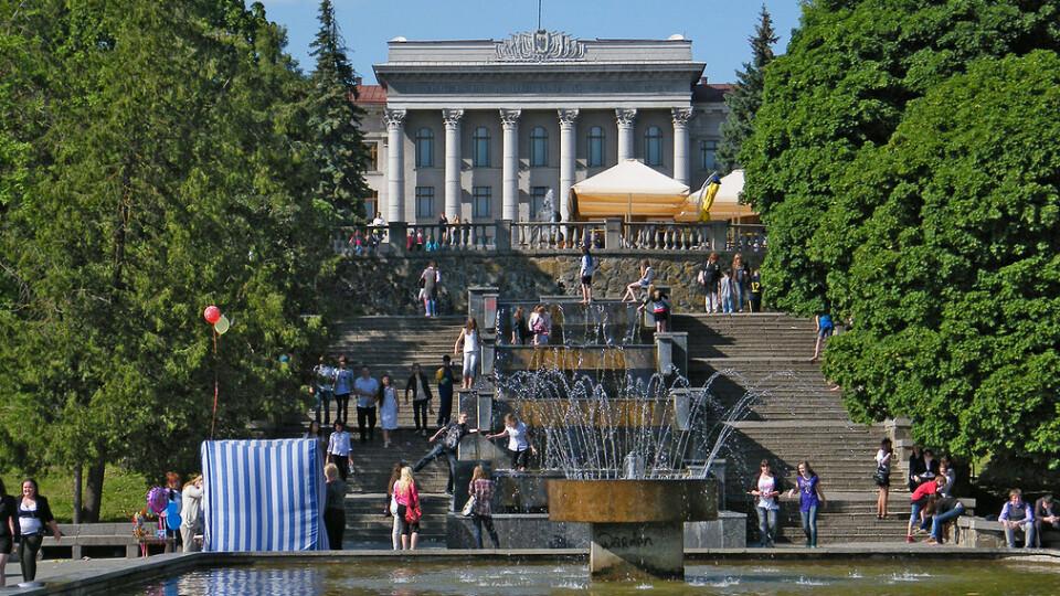 На Великдень у Луцьку запрацюють фонтани