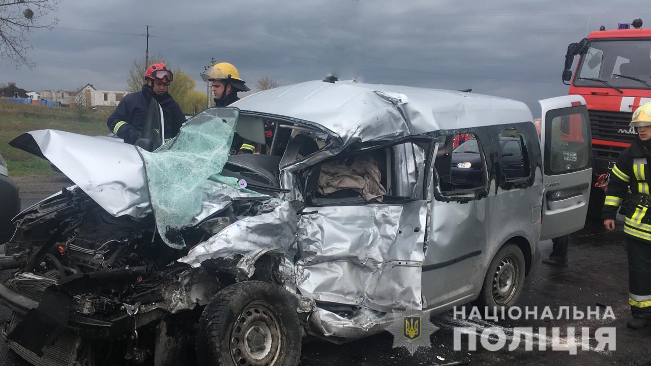 Розшукують свідків моторошної аварії у Крупі