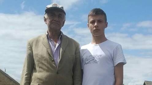 На Волині школяр врятував дідуся, який ледь не втопився