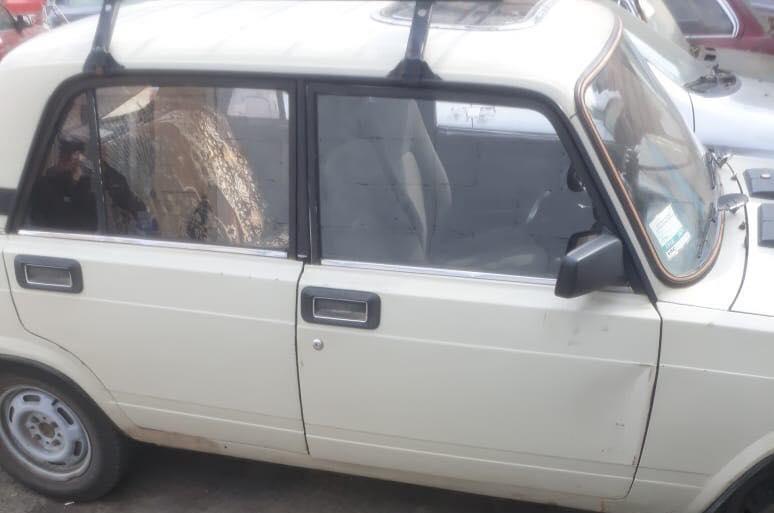 У волинянина зі стоянки вкрали машину