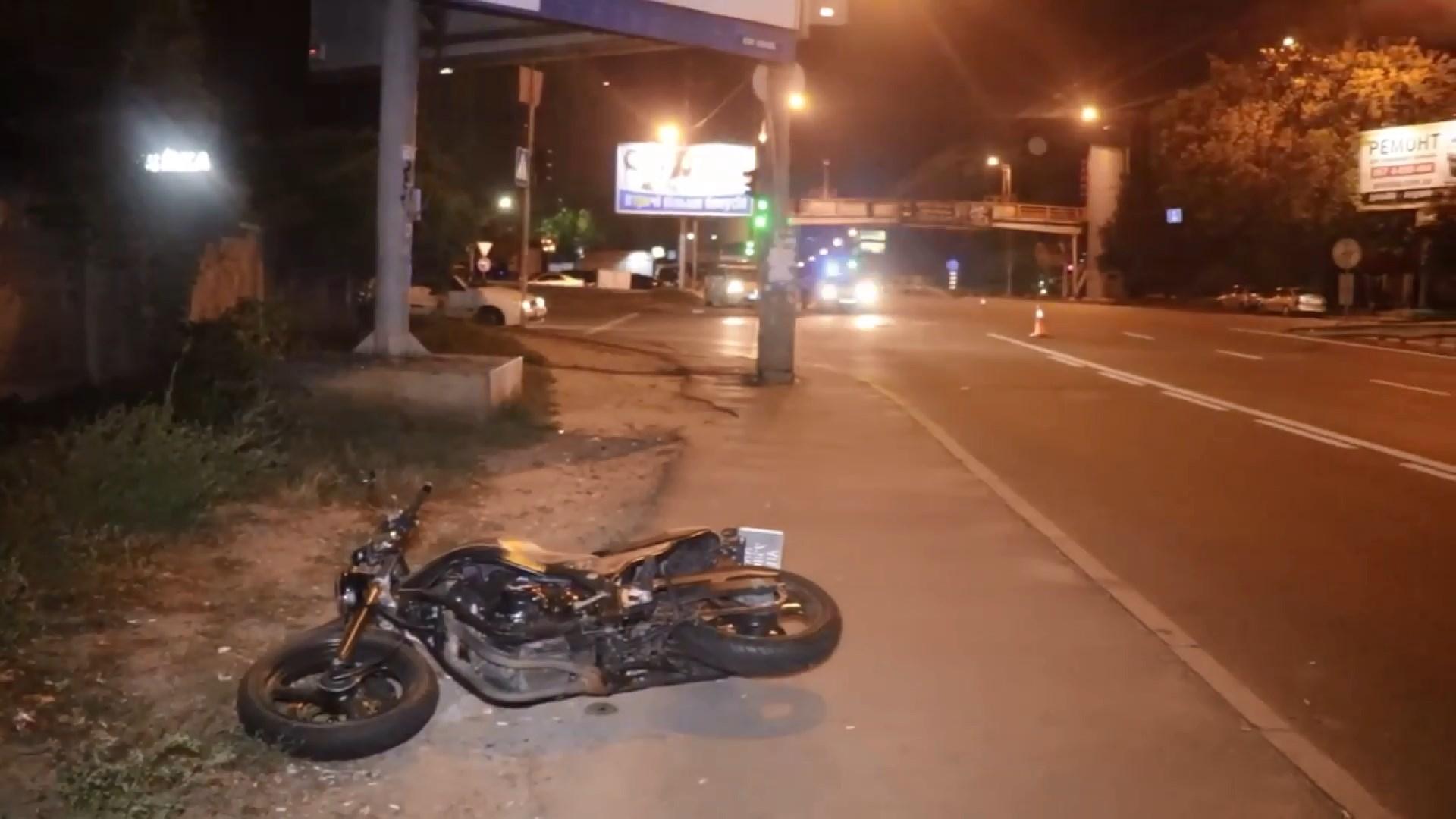 У селі на Волині п'яний чоловік в'їхав мотоциклом у дітей