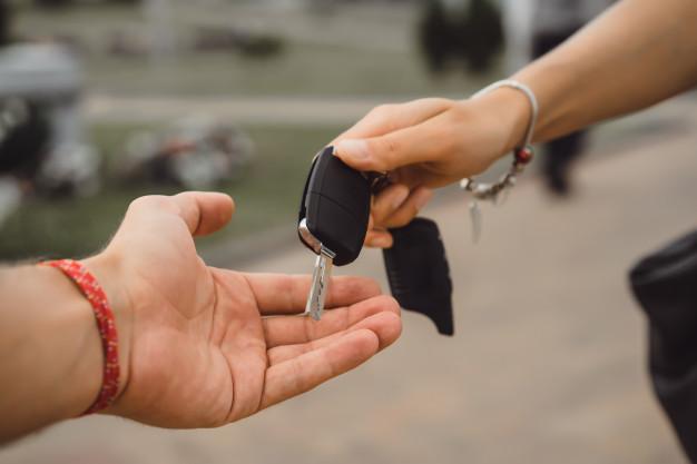 Волинянину повернули викрадений автомобіль