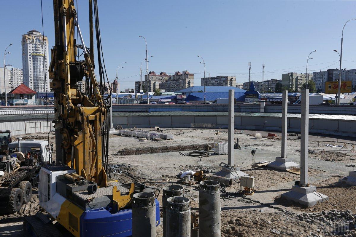 У Шацьку хочуть збудувати новий торговий центр