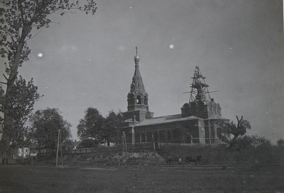 Волинське село Журавники сто років тому. РЕТРОФОТО