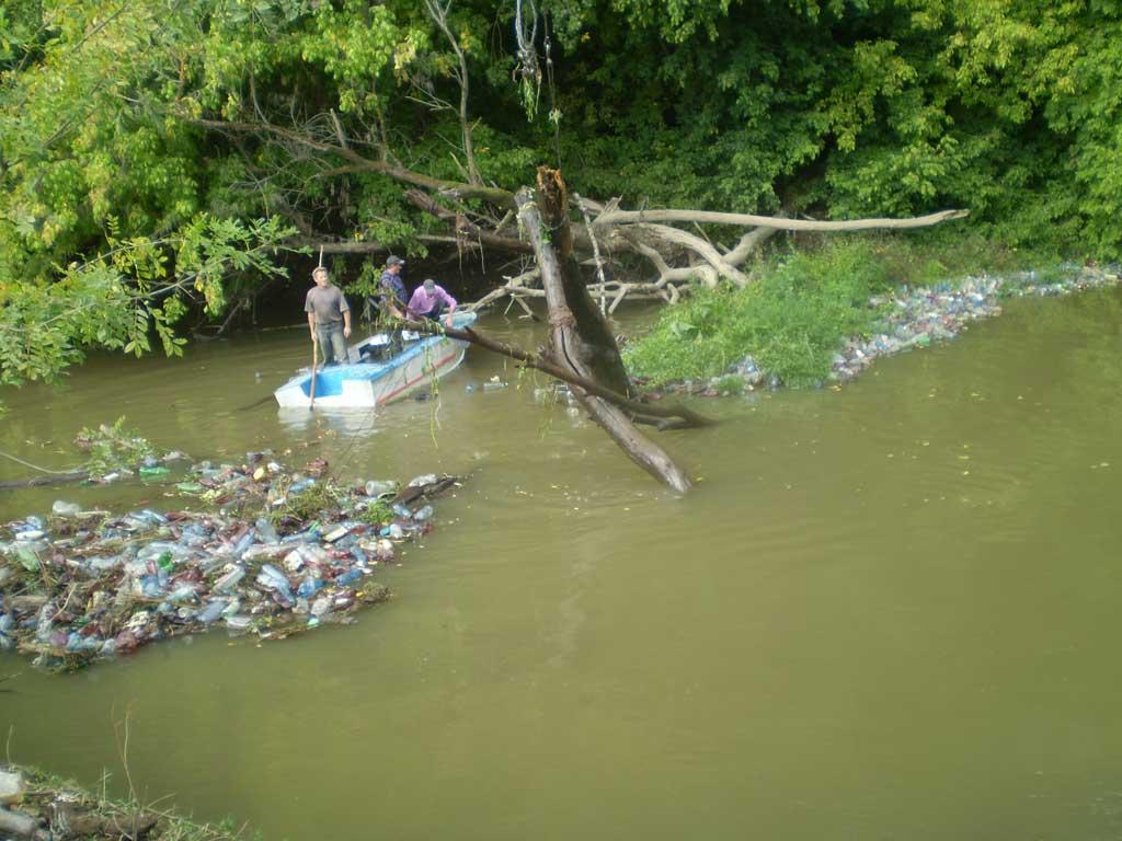 """""""Купи сміття на березі і у воді"""". Лучани просять почистити Стир"""