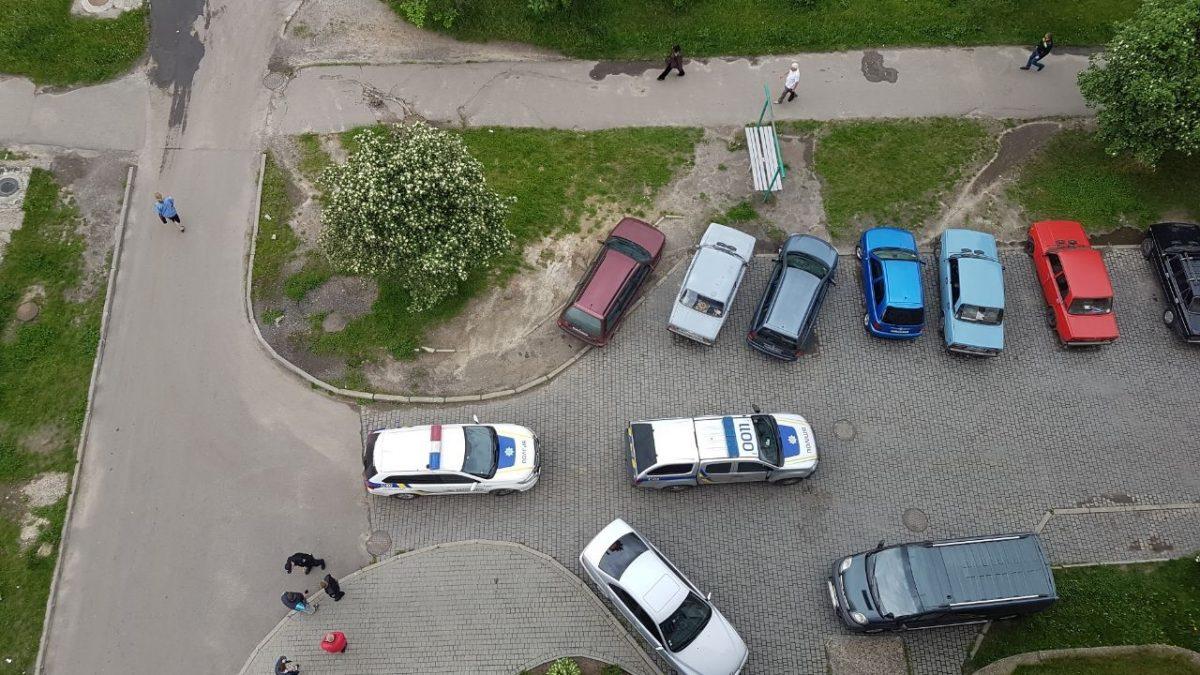 Посеред ночі у Луцьку вкрали автомобіль. ФОТО